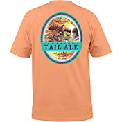 Salt Life Men's Chasing Tail Ale Short Sleeve Pocket T-Shirt