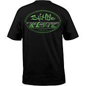 Salt Life Men's Fin Seal Short Sleeve T-Shirt