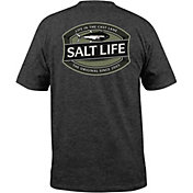 Salt Life Men's Life in the Cast Lane T-Shirt