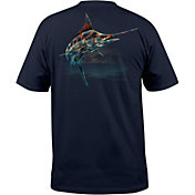 Salt Life Men's Marlin Paradise Short Sleeve T-Shirt