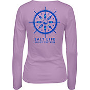 Salt Life Women's Enjoy the Ride Long Sleeve Shirt