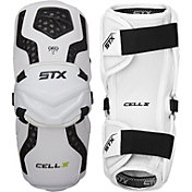STX Men's Cell IV Lacrosse Arm Guards