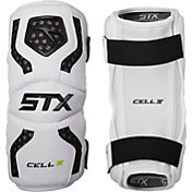 STX Men's Cell IV Lacrosse Arm Pads