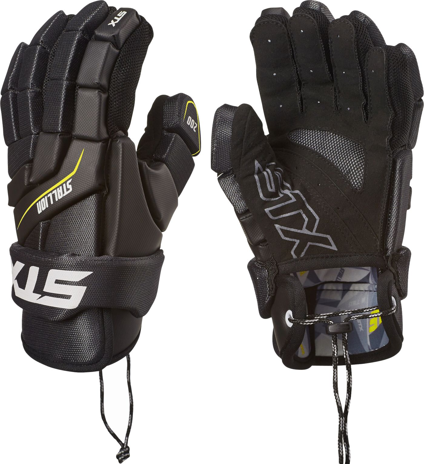 STX Youth Stallion 200 Lacrosse Gloves