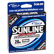 Sunline Super Fluorocarbon Fishing Line