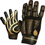 Powerhandz Adult Anti-Grip Football Training Gloves