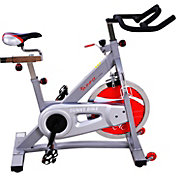 Sunny Health & Fitness SF-B901B Belt Drive Pro Indoor Cycling Bike