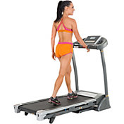 Sunny Health & Fitness SF-T7604 Motorized Folding Treadmill