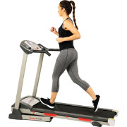 Sunny Health & Fitness SF-T7603 Motorized Folding Treadmill