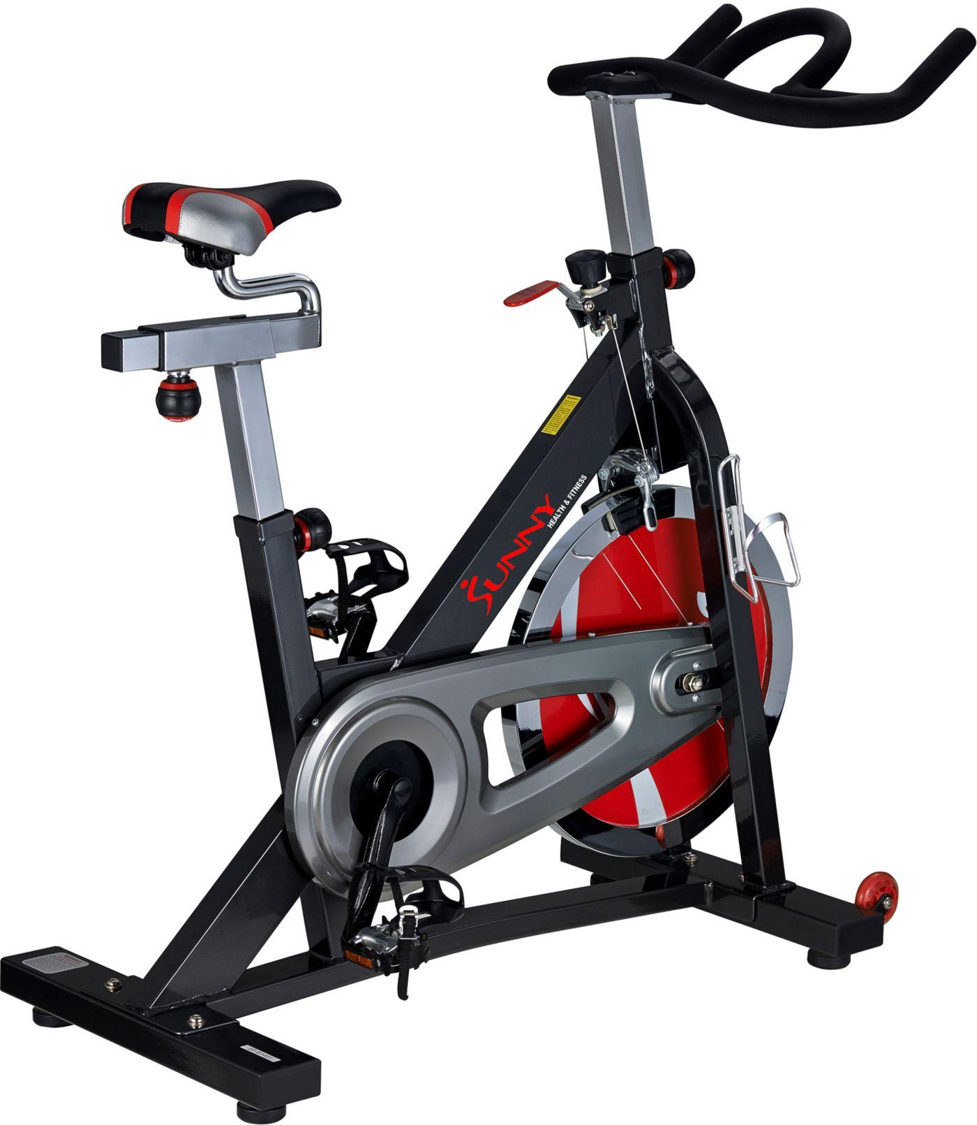 Sunny Health & Fitness SF-B1401 Indoor Cycling Exercise Bike