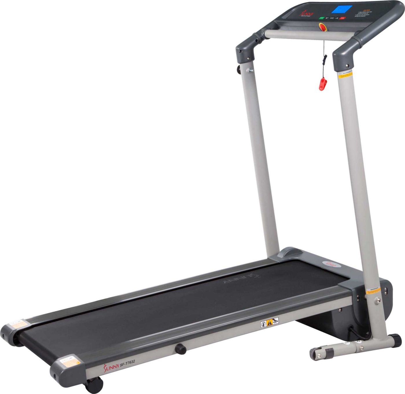 Sunny Health & Fitness SF-T7632 Space Saving Folding Treadmill