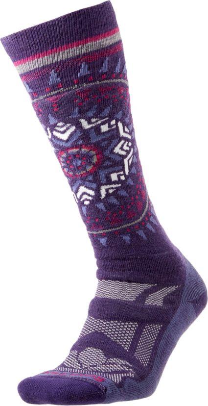 SmartWool Women's Ski Medium Over-the-Calf Socks