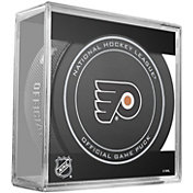Sher-Wood Philadelphia Flyers 100th Anniversary Puck