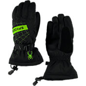 Spyder Boys' Overweb Insulated Gloves