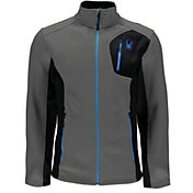 Spyder Men's Bandit Full Zip Lightweight Jacket