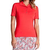 Tail Women's Giada Short Sleeve Golf Polo