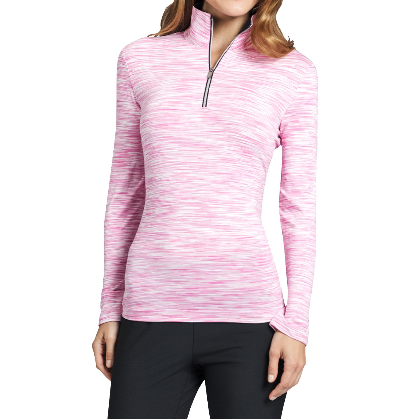 Tail Women's Long Sleeve ¼-Zip Golf Pullover
