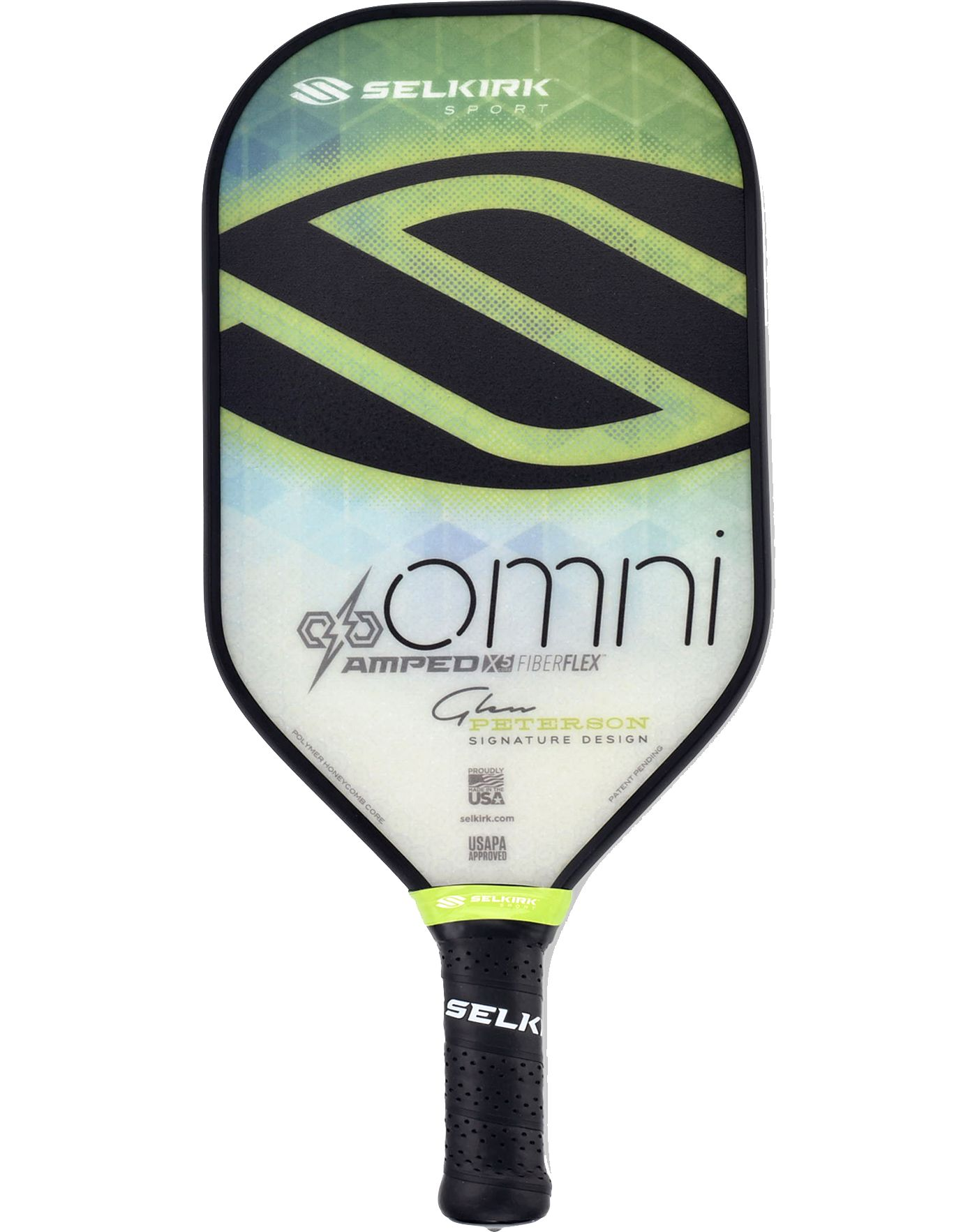 Selkirk Sport Amped Omni Pickleball Paddle