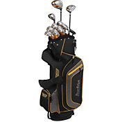 Tour Edge Bazooka 260 15-Piece Complete Set – Black/Grey