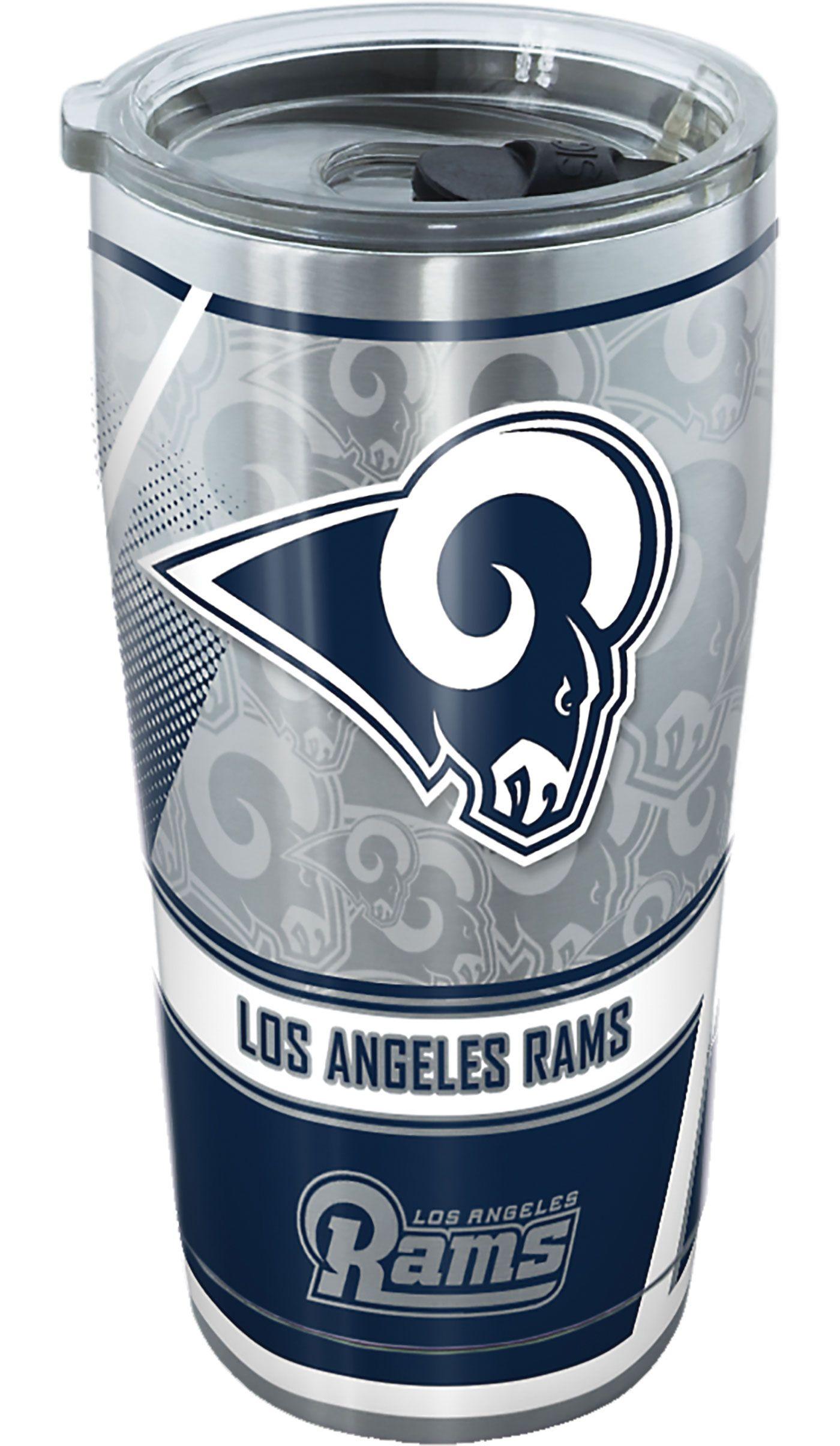 Tervis Los Angeles Rams 20oz. Edge Stainless Steel Tumbler