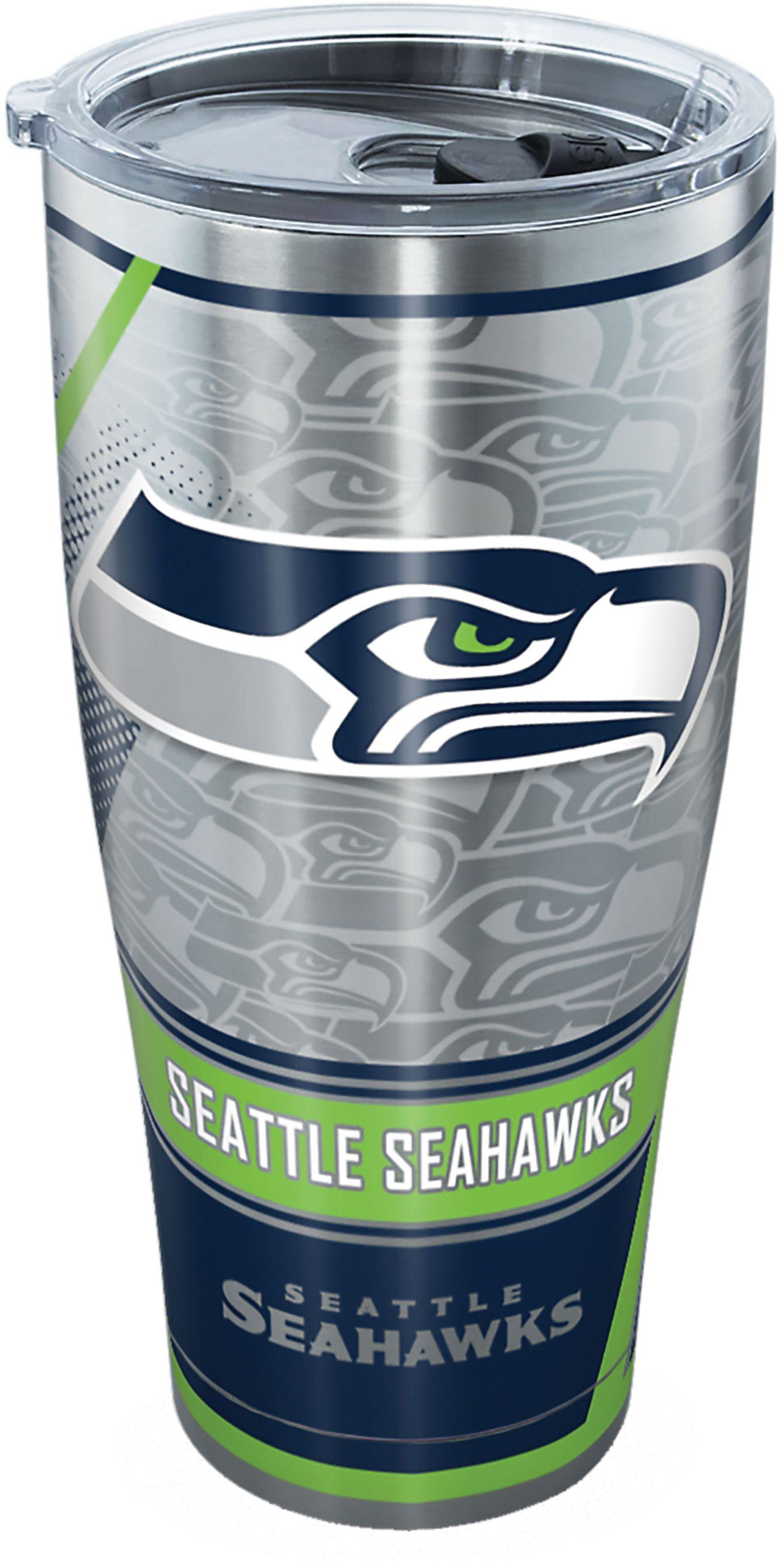 Tervis Seattle Seahawks 30oz. Edge Stainless Steel Tumbler