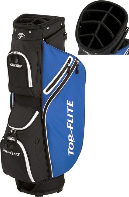 Top Flite 2018 Lightweight Cart Bag