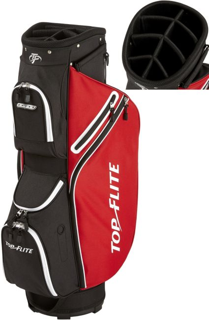 Top Flite 2018 Lightweight Cart Bag