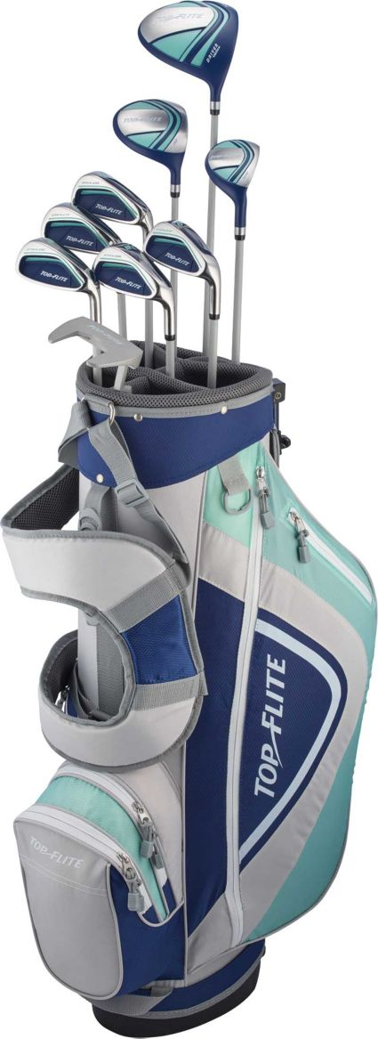 Top Flite Women's 2018 XL 12-Piece Complete Set – (Graphite)