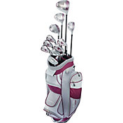 Top Flite Women's 2017 Tour 16-Piece Complete Set – (Graphite)