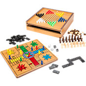 Hey! Play! 7-in-1 Combo Game