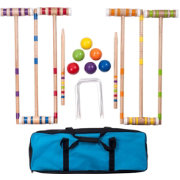 Hey! Play! Complete Croquet Set