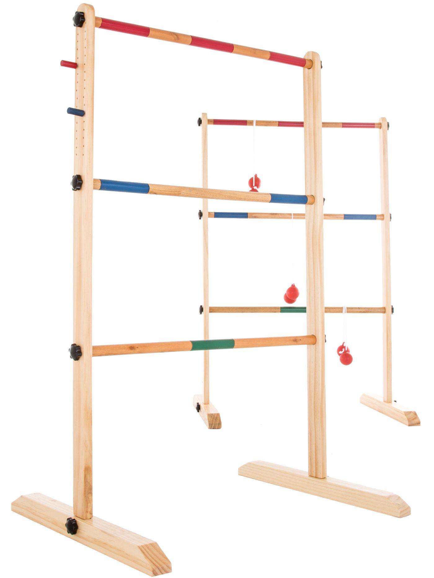 Hey! Play! Double Ladder Golf Set