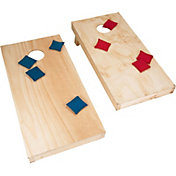 Hey! Play! Unfinished Cornhole Set