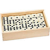 Hey! Play! Double Nine Dominoes Set
