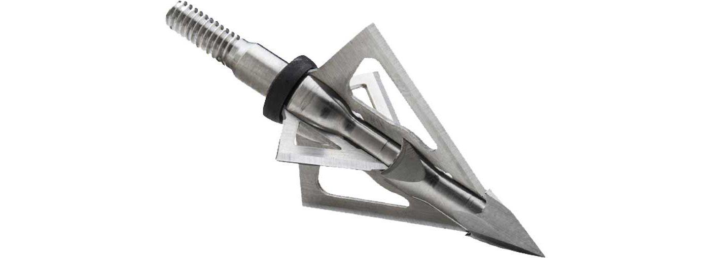 Truglo Titanium X 4 Blade Fixed Blade Crossbow Broadhead – 100 Grain