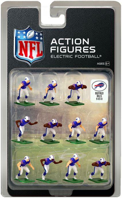 023908bc114 Tudor Games Buffalo Bills Dark Uniform NFL Action Figure Set ...