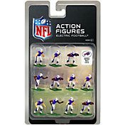 Tudor Games Buffalo Bills Dark Uniform NFL Action Figure Set