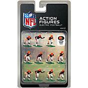 Tudor Games Cleveland Browns Dark Uniform NFL Action Figure Set