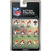 Tudor Games Cincinnati Bengals White Uniform NFL Action Figure Set