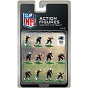 Tudor Games Carolina Panthers Dark Uniform NFL Action Figure Set