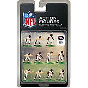 Tudor Games Denver Broncos White Uniform NFL Action Figure Set