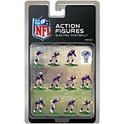 Tudor Games Detroit Lions Dark Uniform NFL Action Figure Set