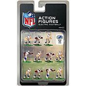 Tudor Games Detroit Lions White Uniform NFL Action Figure Set
