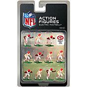 Tudor Games Kansas City Chiefs White Uniform NFL Action Figure Set