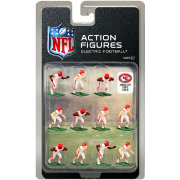 Tudor Games Kansas City Chiefs White Uniform NFL Action Figure Set