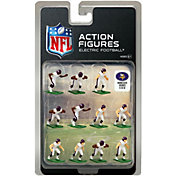 Tudor Games Minnesota Vikings White Uniform NFL Action Figure Set