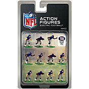 Tudor Games New York Giants Dark Uniform NFL Action Figure Set