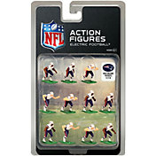 Tudor Games New England Patriots White Uniform NFL Action Figure Set