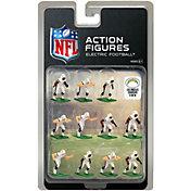 Tudor Games Los Angeles Chargers White Uniform NFL Action Figure Set