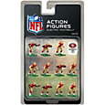 Tudor Games San Francisco 49ers Dark Uniform NFL Action Figure Set
